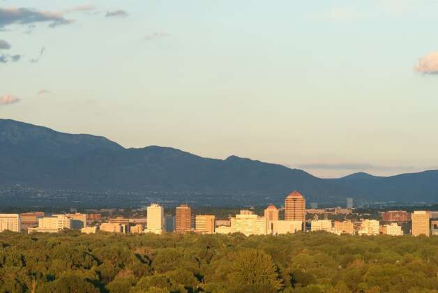 2. Albuquerque, New Mexico6,657 thefts733.71 thefts per 100,000 people Photo: Cropped By JHarrelson From Daniel Schwen/Wikimedia Commons