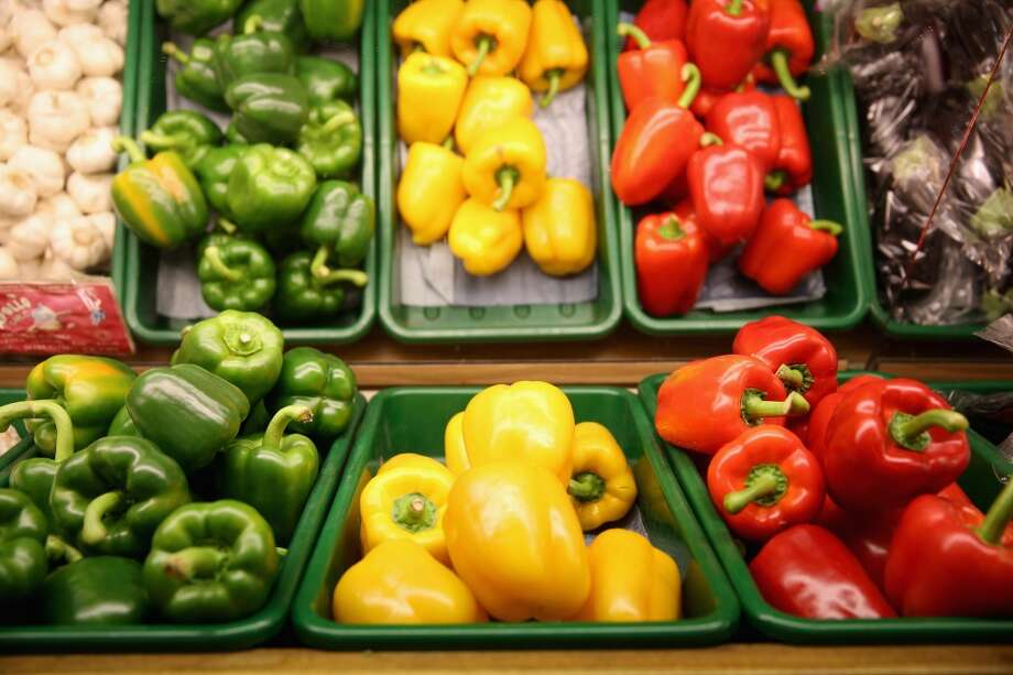 Peppers: Up 16.7% Photo: Christopher Furlong, Getty Images