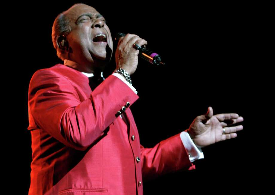 FILE - In this  June 20, 2008, file photo, Cheo Feliciano performs at The Theater at Madison Square Garden, in New York.  The Puerto Rican salsa legend Feliciano died in a car accident early Thursday April 17, 2014, in the U.S. territory. He was 78. Photo: Frank Franklin II, AP / AP