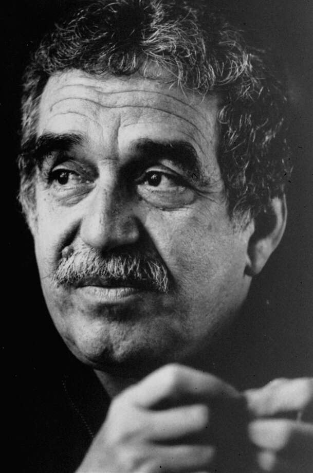 This undated file photo of Colombian Nobel laureate Gabriel Garcia Marquez is seen in an unknown location. Marquez died Thursday April 17, 2014 at his home in Mexico City. Garcia Marquez's magical realist novels and short stories exposed tens of millions of readers to Latin America's passion, superstition, violence and inequality. Photo: Hamilton, Associated Press