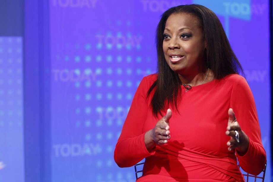 Star Jones will headline the Go Red For Women Luncheon on Friday at the Hyatt Regency in Old Greenwich.