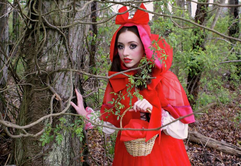 "New England Ballet Co. presents a family production, ""The Adventures of Little Red Riding Hood,"" Sunday, April 27, at the Bijou Theatre in Bridgeport. Photo: Contributed Photo, Contributed Photo / Connecticut Post Contributed"