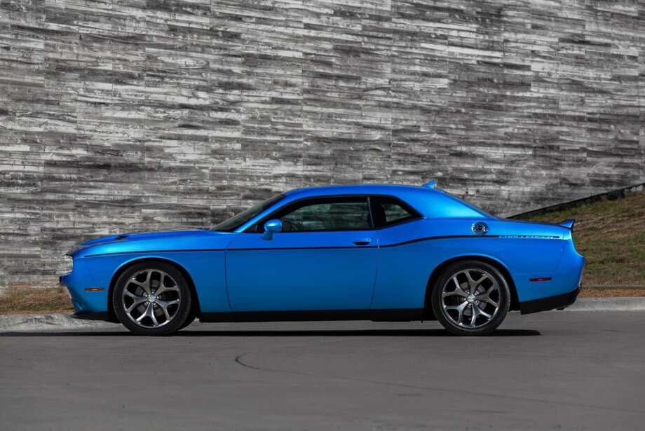 The new 2015 Dodge Challenger Photo: Newspress USA