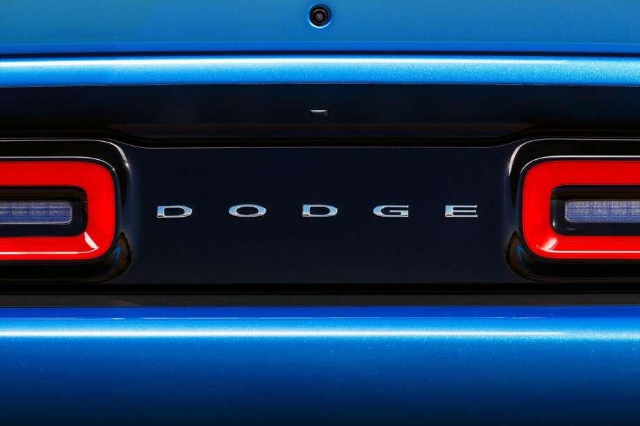 The new 2015 Dodge Challenger Photo: Newspress USA