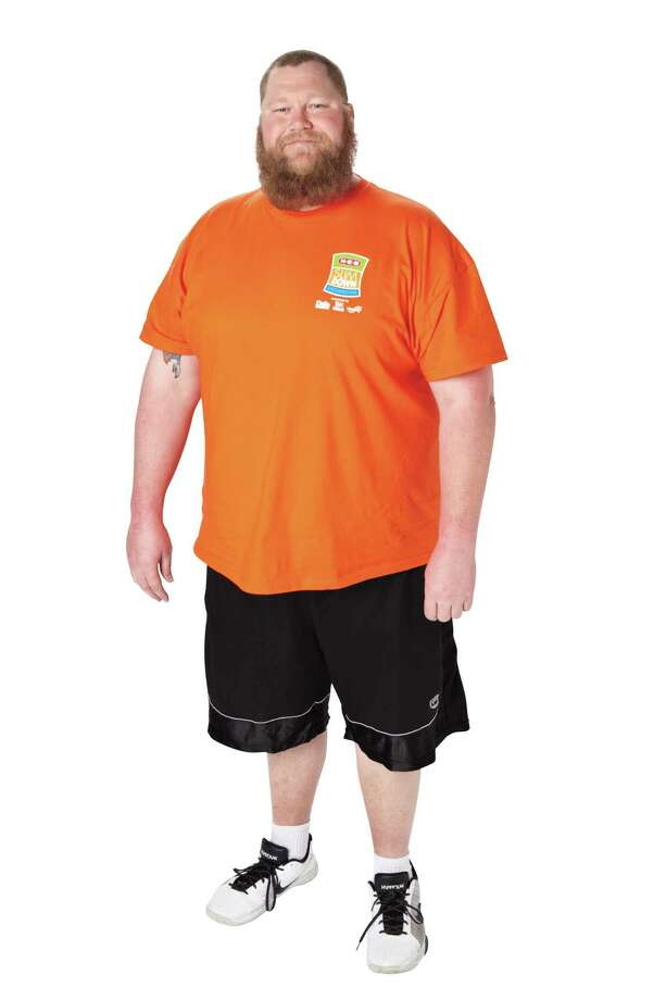 """Before photo of Richard Arrington of Aransas Pass, who is one of the """"health hero"""" winners of the 2014 H-E-B Slim Down Showdown. Photo: COURTESY, COURTESY THE DEBERRY GROUP"""