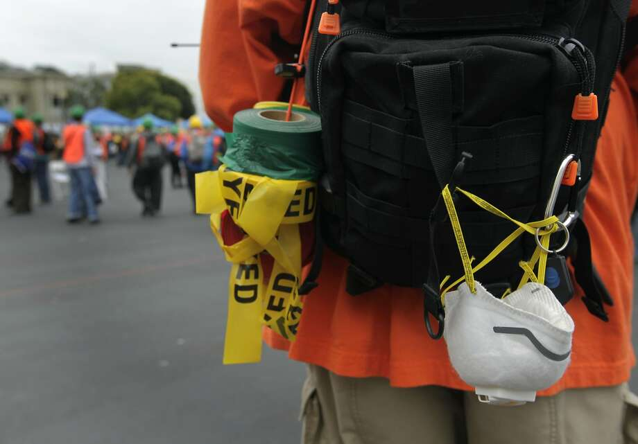 Now's the time to prepare for the big one. Here are some tips to stay safe before, during and after earthquakes. Photo: Paul Chinn, The Chronicle