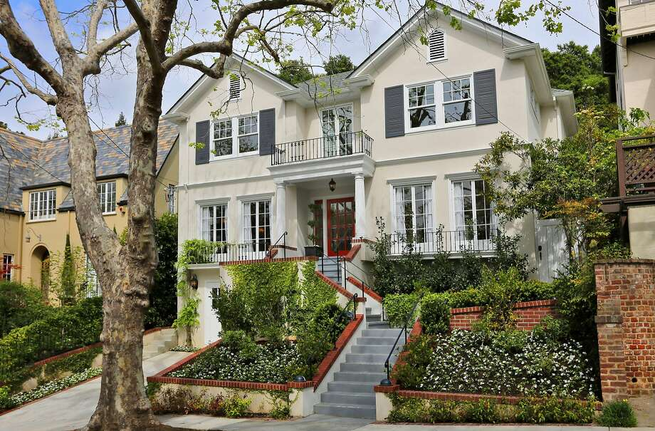 139 Alvarado Road in Berkeley is available for $1.775 million. Photo: Liz Rusby/The Grubb Co.
