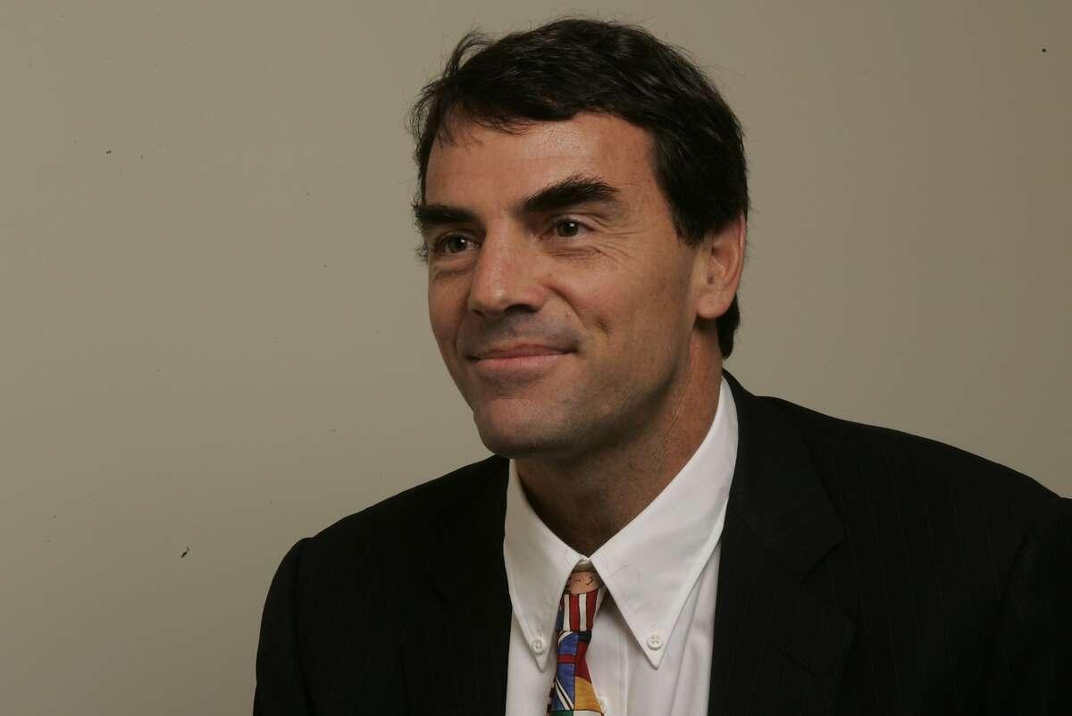 Tim Draper, head of venture capital firm Draper Fisher Jurvetson on Sand Hill Road.