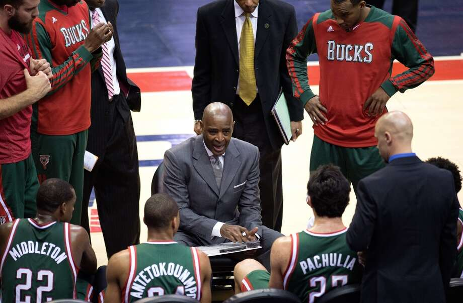 30. Bucks (15-67)  April ranking: 30  March ranking: 30  February ranking: 30   January ranking: 30   December ranking:  29  Preseason ranking: 26  The Bucks managed to go an entire season without ever winning consecutive games and other than the pick that will come from their futility, don't have much going for them. But they do have new owners and a future in Milwaukee so there is that. Photo: Harry Walker, MCT