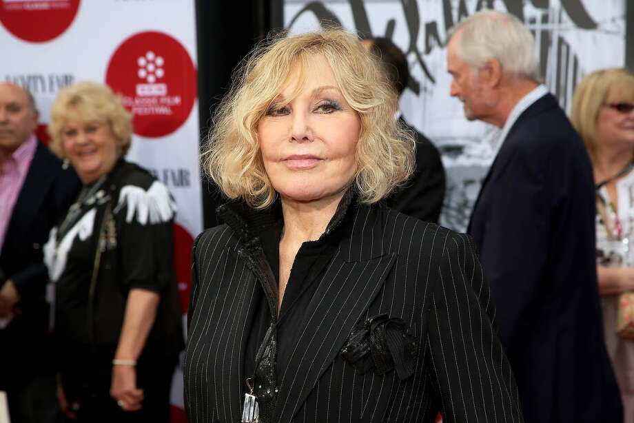 Kim Novak, shown arriving at a film festival this month, says the Oscar comments hurt her. Photo: Annie I. Bang, Associated Press