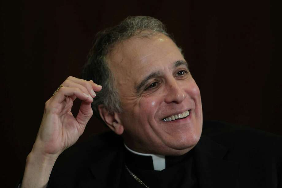 Cardinal Daniel DiNardo during a Houston Chronicle interview Wednesday, April 2, 2014, in Houston. ( James Nielsen / Houston Chronicle ) Photo: James Nielsen, Staff / © 2014  Houston Chronicle