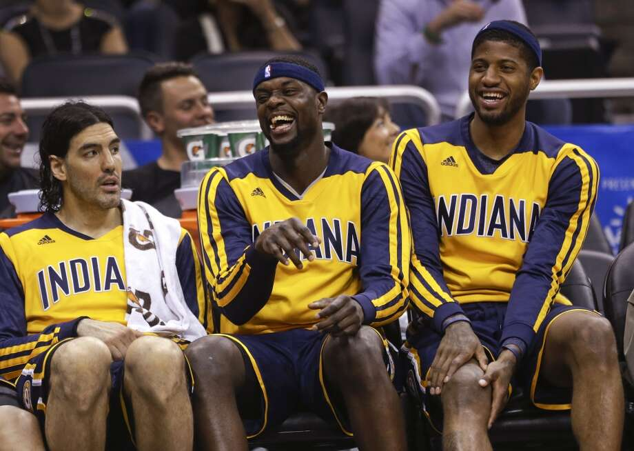 Indiana Pacers  5/1 Photo: John Raoux, Associated Press
