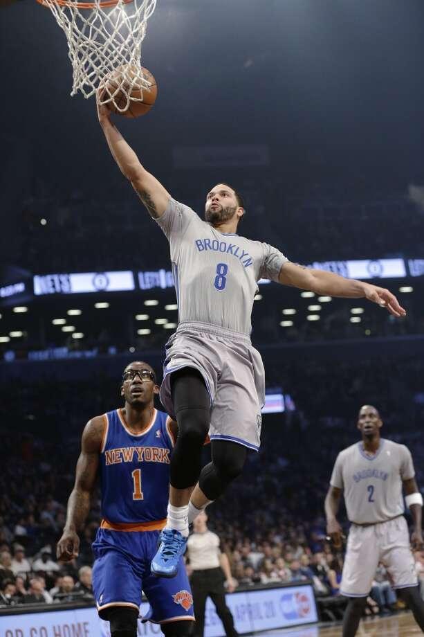 Brooklyn Nets  25/1 Photo: Frank Franklin II, Associated Press