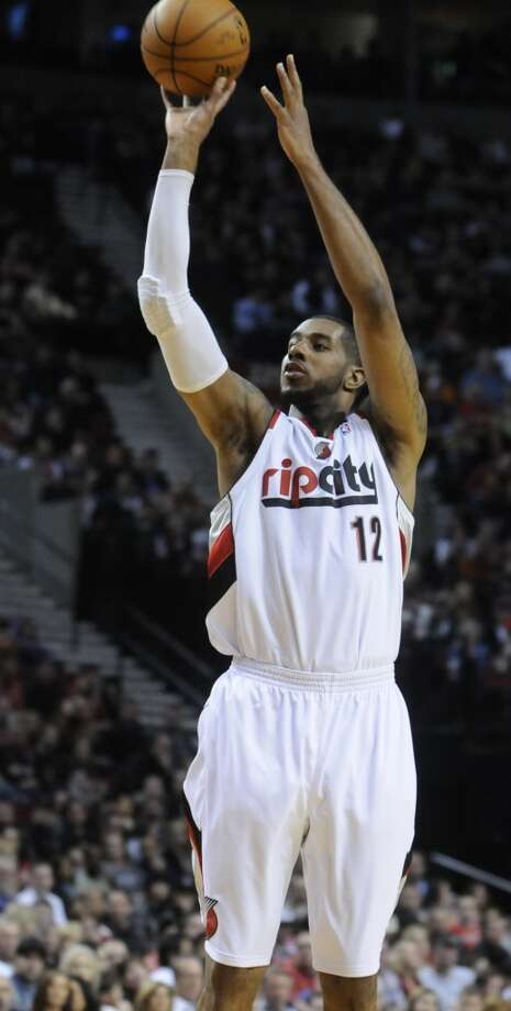 Portland Trail Blazers  30/1 Photo: GREG WAHL-STEPHENS, Associated Press