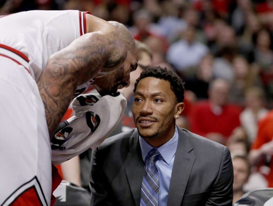Chicago Bulls  50/1 Photo: Charles Rex Arbogast, Associated Press