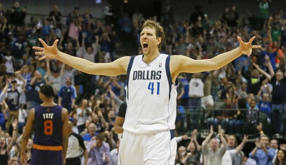 Dallas Mavericks  60/1 Photo: Louis DeLuca, Associated Press