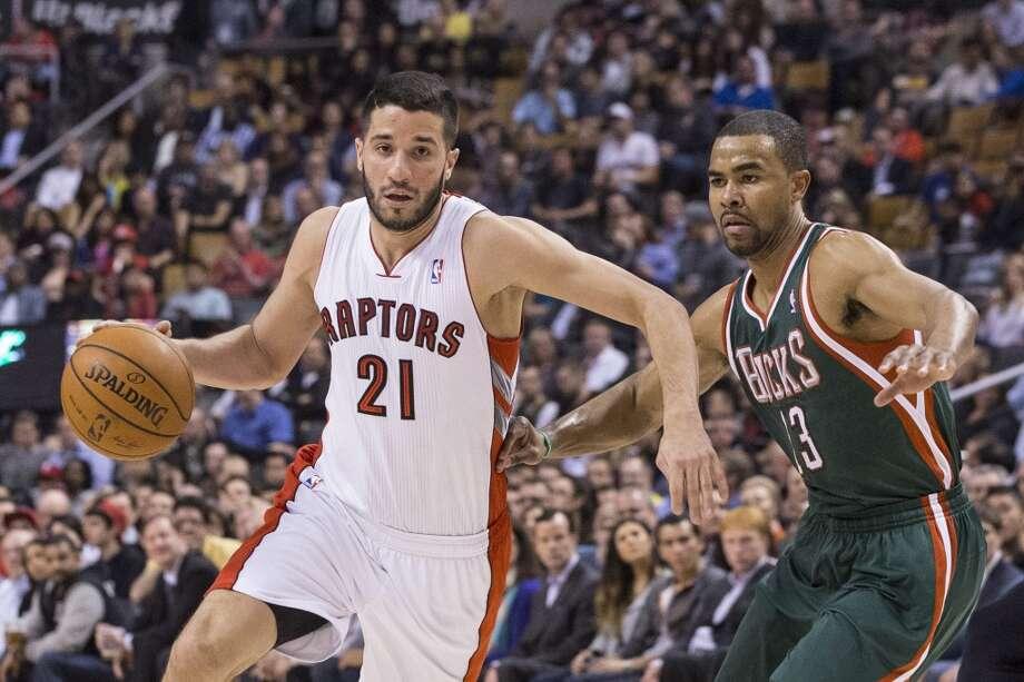 Toronto Raptors  60/1 Photo: Chris Young, Associated Press