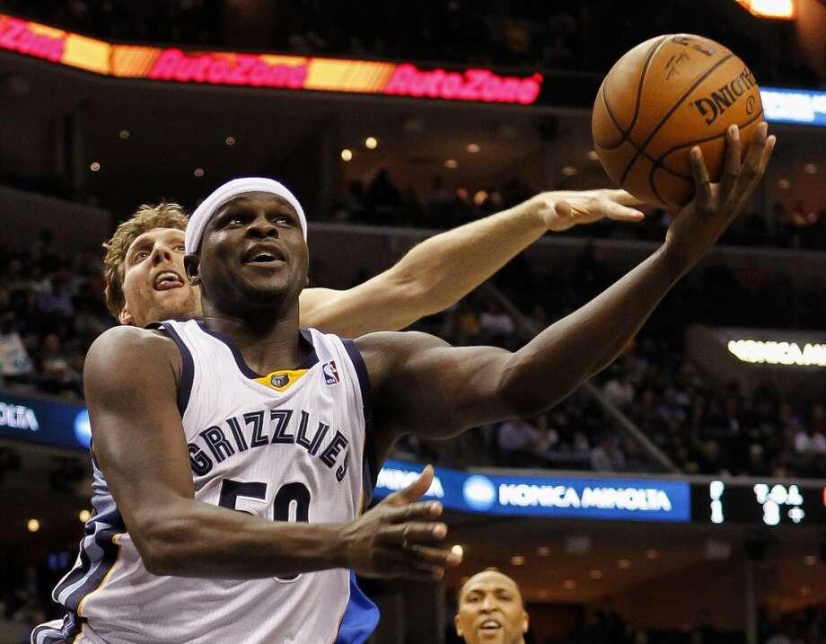 Memphis Grizzlies  80/1 Photo: Lance Murphey, Associated Press