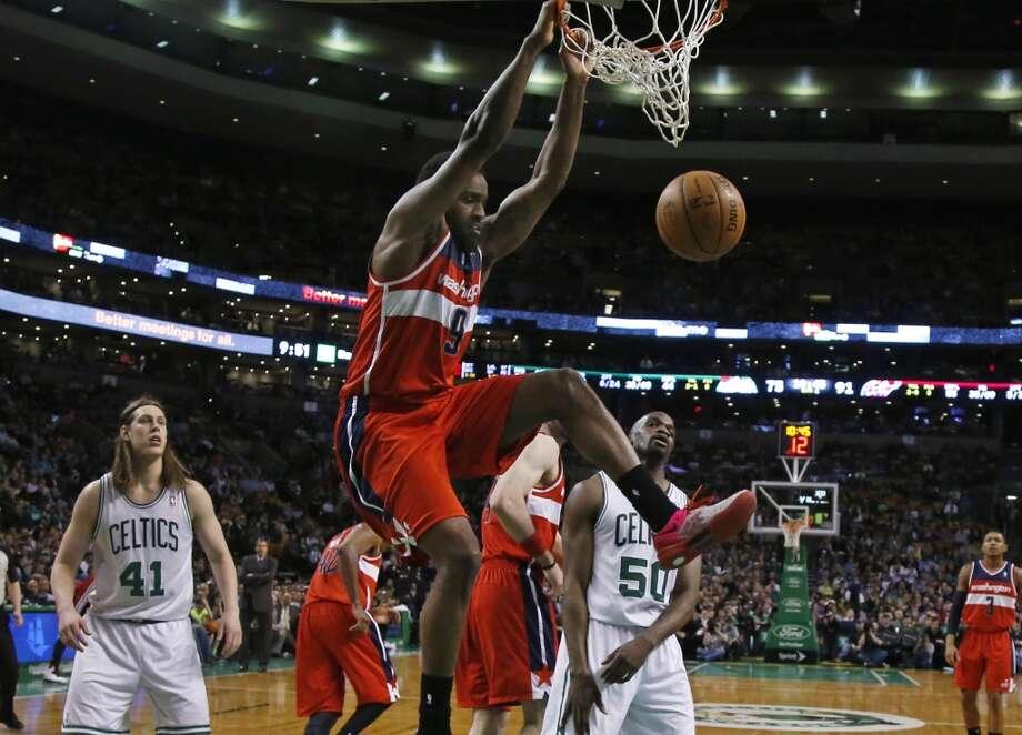 Washington Wizards  150/1 Photo: Elise Amendola, Associated Press