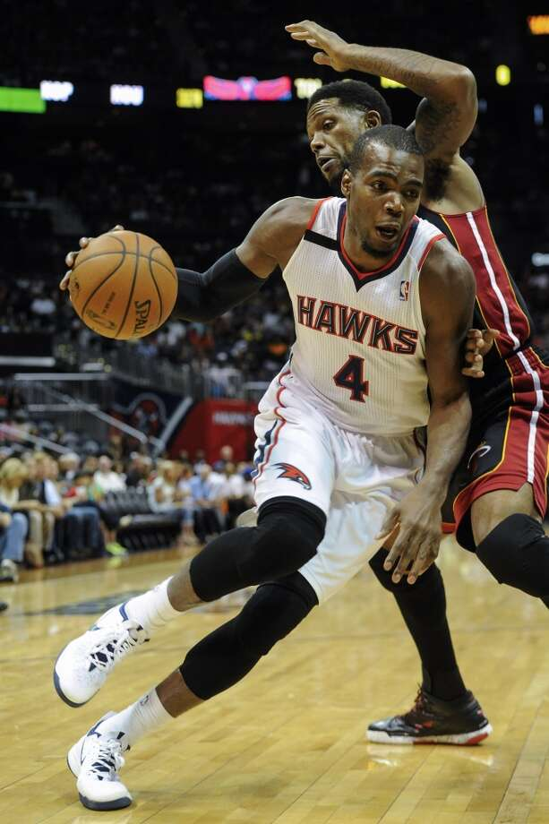 Atlanta Hawks  200/1 Photo: John Amis, Associated Press