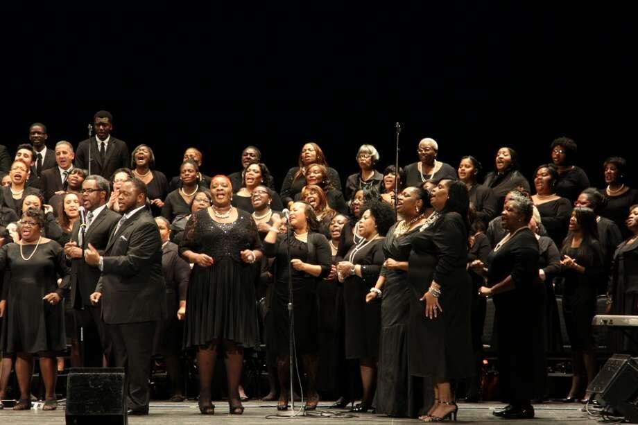 jubilee Mass Choir