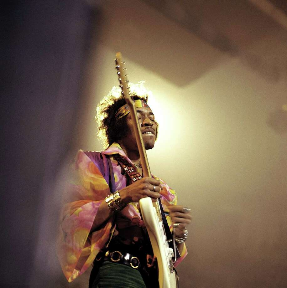 Jimi Hendrix Photo: David Redfern, Getty Images / Redferns