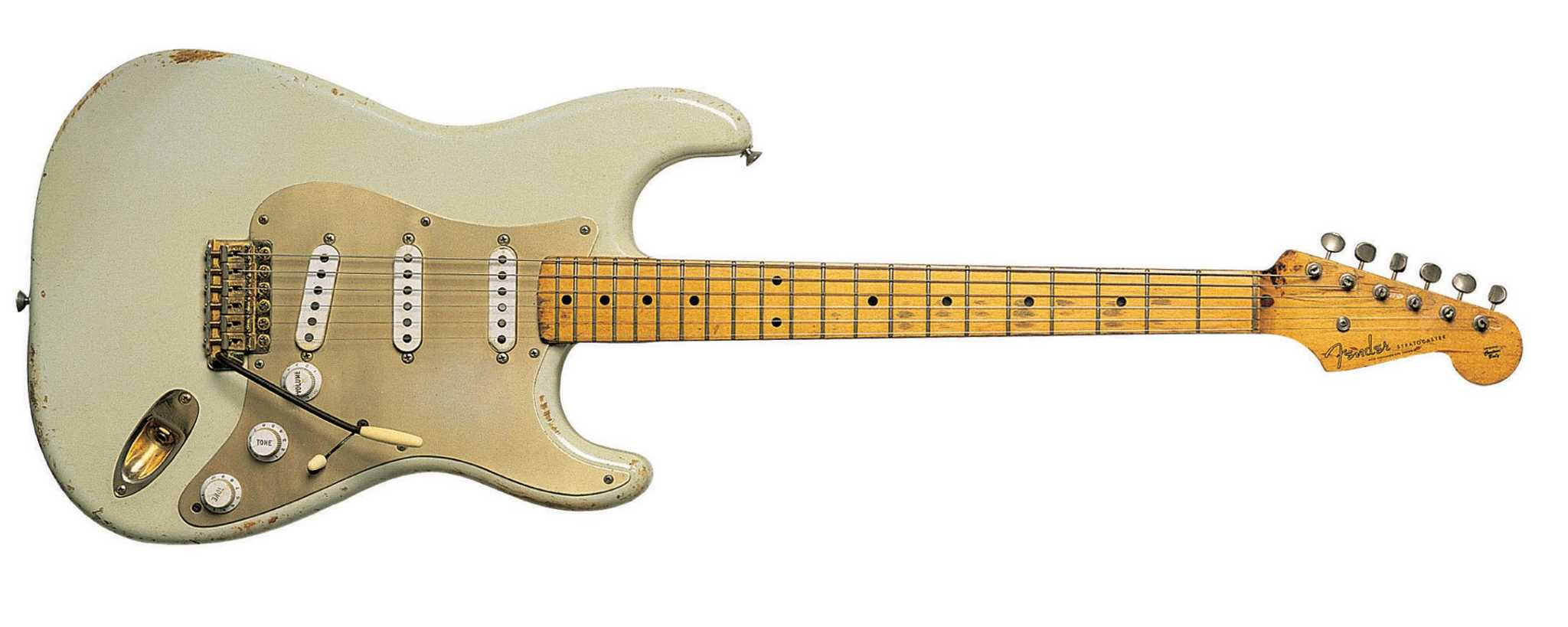 60 Years Of The Fender Stratocaster Seattlepi Com