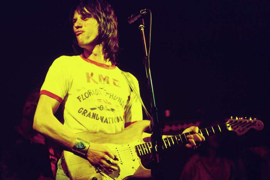 Jeff Beck Photo: Andrew Putler, Getty Images / Redferns