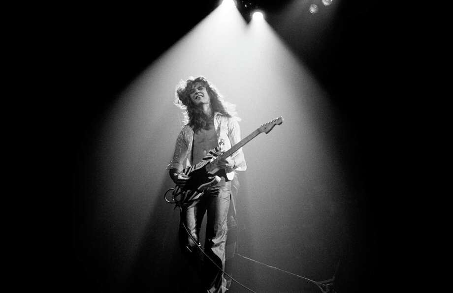 Eddie Van Halen Photo: Fin Costello, Getty Images / Redferns
