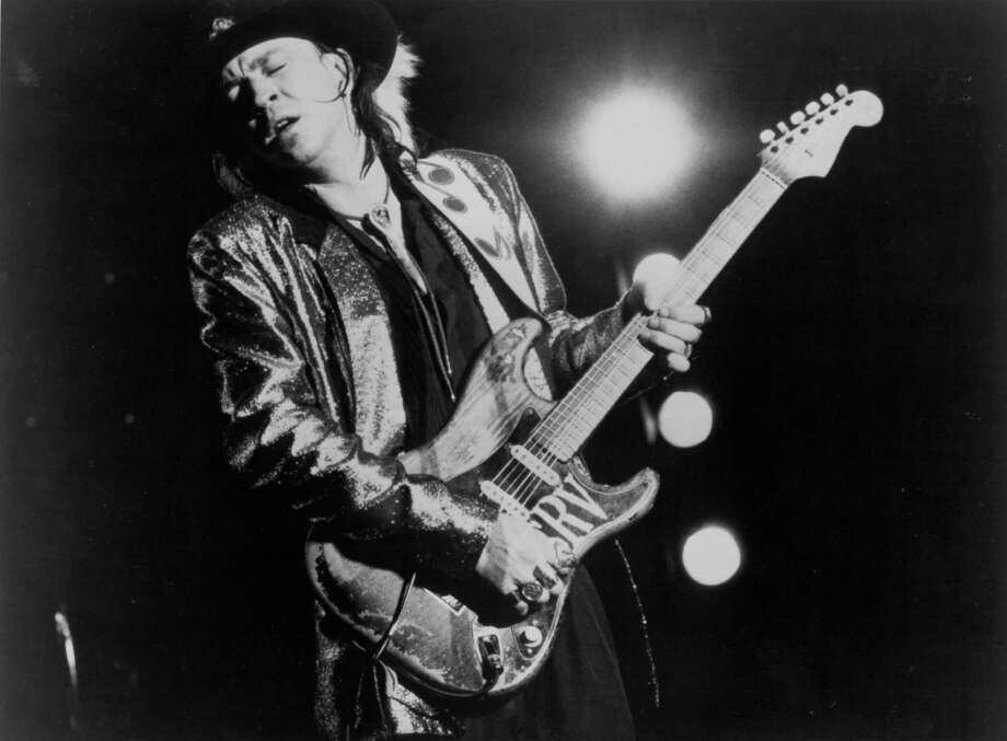 Stevie Ray Vaughan Photo: Peter Sherman, Getty Images / Michael Ochs Archives