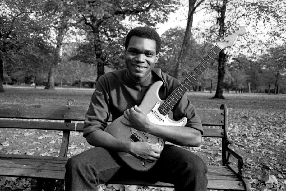 Robert Cray Photo: David Corio, Getty Images / Michael Ochs Archives