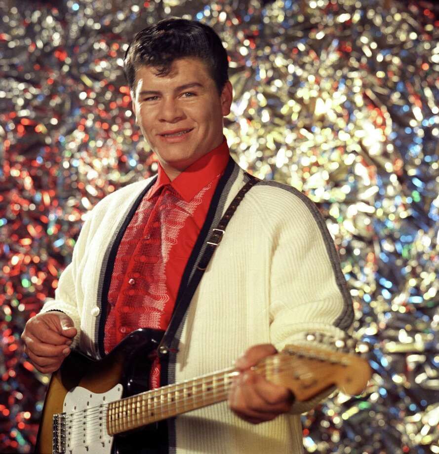 Ritchie Valens Photo: Michael Ochs Archives, Getty Images / Michael Ochs Archives
