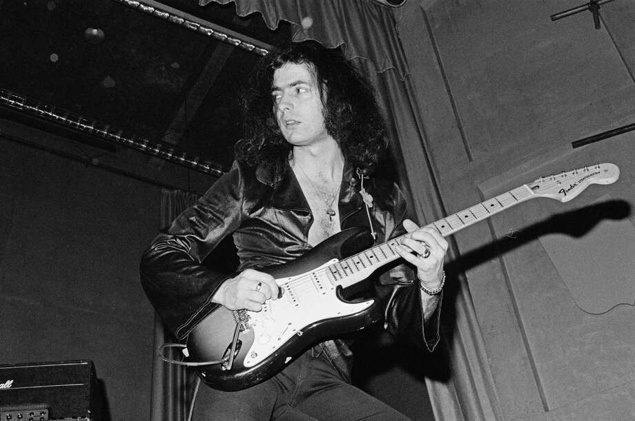 Ritchie Blackmore, Deep Purple Photo: Fin Costello, Getty Images / 1973 Fin Costello