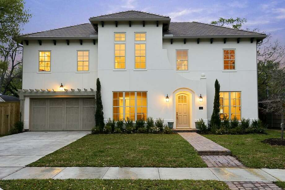 5422 Judalon: This 2014 home has 5 bedrooms, 4.5 bathrooms, and 4,323 square feet. Listed for $1,029,000. Open house: 4/19/2014, 1 p.m. to 5 p.m. Photo: Houston Association Of Realtors