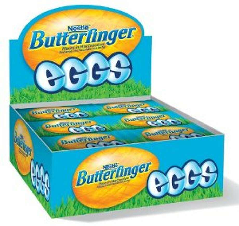 No. 15 – Butterfinger Eggs: The taste is classic Butterfinger, but there's something offputting about a chocolate egg that crunches when you bite down on it. Also, they're fine in a vacuum, but there are just better chocolate/peanut butter Easter combinations on the market.