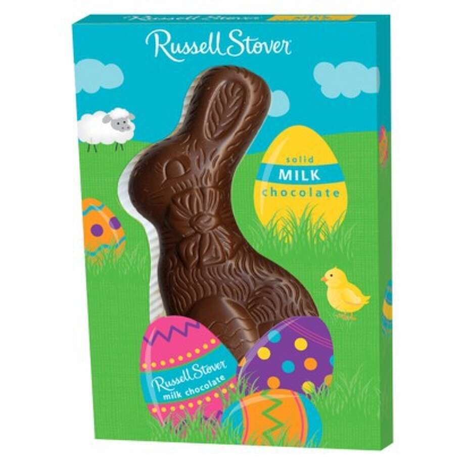 No. 10 – Russell Stover Milk Chocolate Bunny: It's the exact perfect amount of chocolate for an adult – no more, no less – even though we're not-so-secretly disappointed when we bite into the hollow ones. Not the highest grade chocolate you'll find on the Easter market, but passable. And we still get a sick pleasure from biting off the ears first.