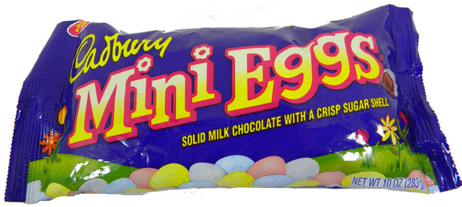 No. 6 – Cadbury Mini Eggs:The down-sizing of the traditional Cadbury Egg offers a much better chocolate to creme ratio, and makes them poppable. A solid upgrade.