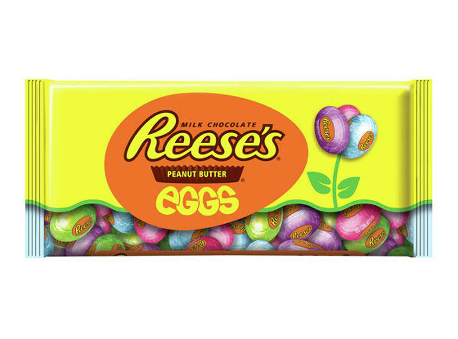 No. 5 – Reese's Eggs:A nice Easterized version of the Reese's Pieces, but when we think Easter and Reese's, we want the Eggs, not these.