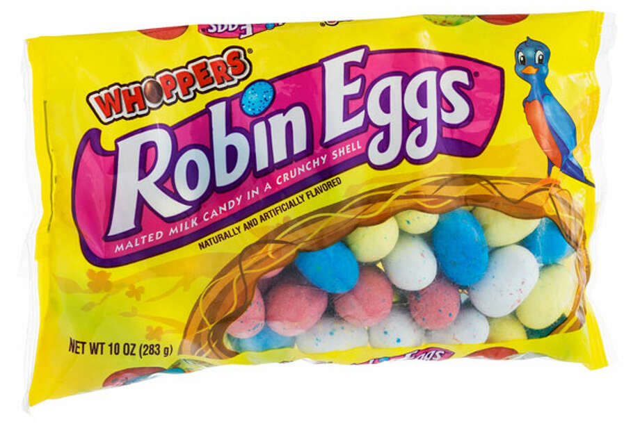 No. 2 – Whoppers Robin Eggs: The best one-bite candy, not just of Easter, but of the year. Their shiny, spotted shells are a visual feast that provide a nice crack when bit into. Inside, delicious malted chocolate that dissolves in the mouth. Were it not for the best candy on the planet, this would be No. 1 ... Photo: Copyright 2012 By ItemMaster.com  All Rights Reserved / Copyright 2012 by itemMaster.com  All Rights Reserved