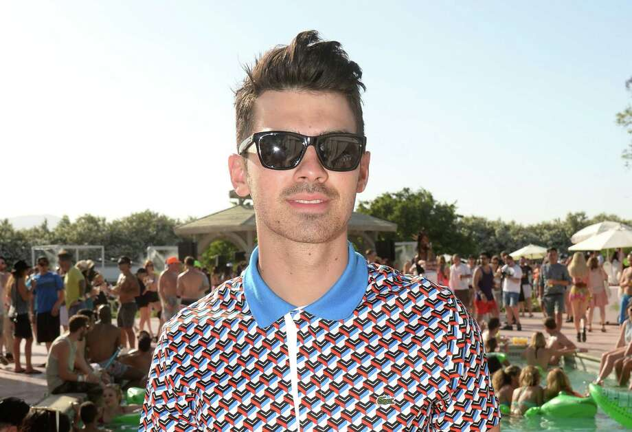 Joe Jonas Photo: Chris Weeks, Getty Images For LACOSTE / 2014 Getty Images