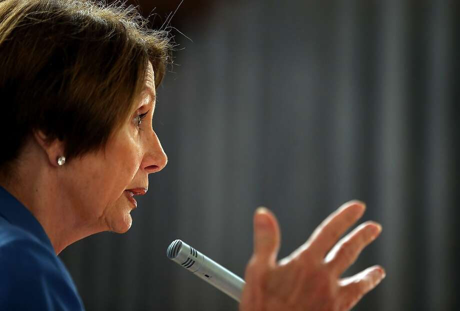The Department of Education has told House Minority Leader Nancy Pelosi  that the City College of San Francisco can have more time to  fix its  problems and avoidclosure. Photo: Justin Sullivan, Getty Images