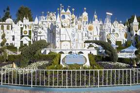 """Disney Parks is celebrating the 50th anniversary of its iconic """"it's a small world"""" attraction with a global celebration that benefits UNICEF. Capturing the happy, peaceful spirit of children everywhere, the attraction, which debuted at the 1964 World's Fair, now entertains guests at five Disney theme parks worldwide."""