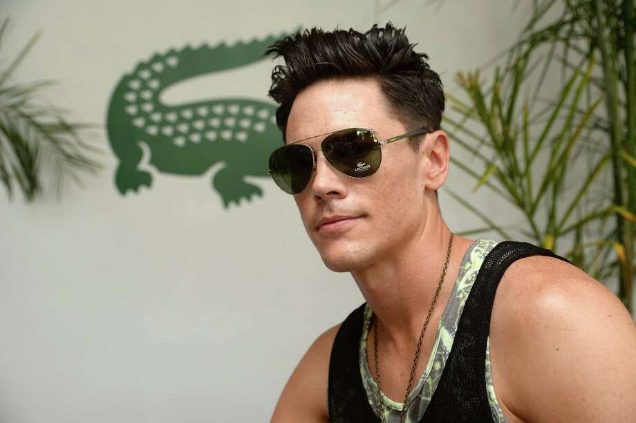 Actor Tom Sandoval Photo: Chris Weeks, Getty Images For LACOSTE / 2014 Getty Images