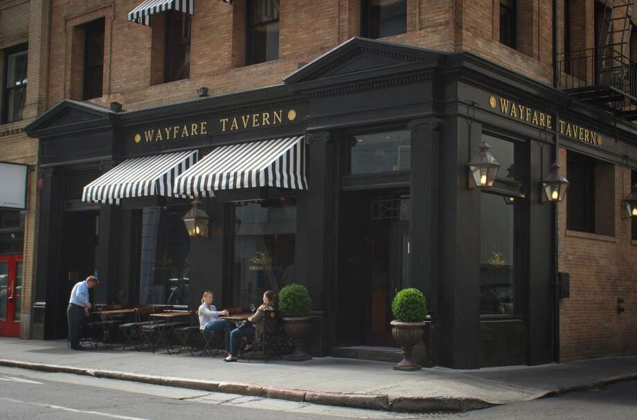 Wayfare Tavern: Tyler Florence's Financial District flagship (Available times: 11:00, 2:45) Photo: John Storey, Special To The Chronicle