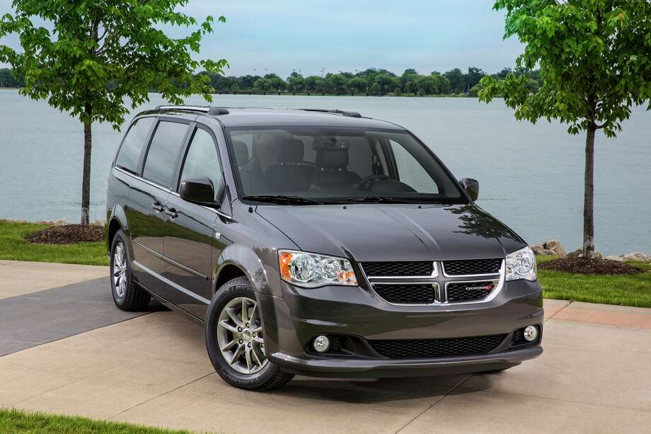 2014 Dodge Grand Caravan Photo: Courtesy Dodge