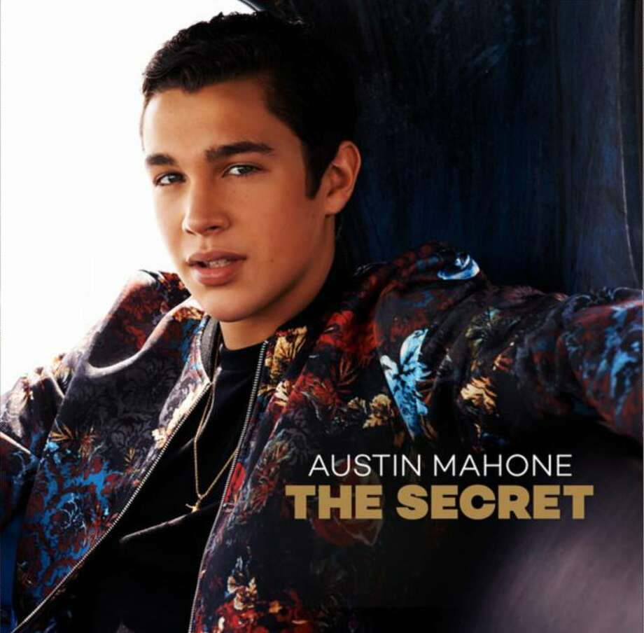 """The Secret"" by Austin Mahone Photo: Chase Records / San Antonio Express-News"