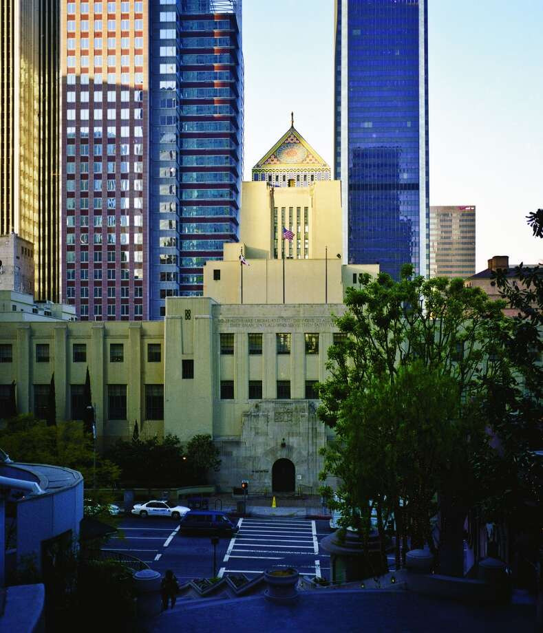 "Central Library, Los Angeles Photo: Photo From ""The Public Library"""