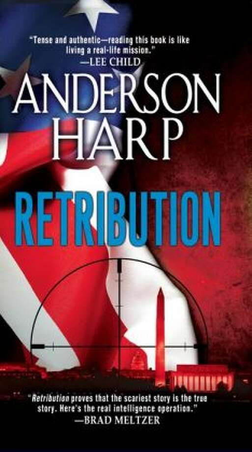 """Retribution"" by Anderson Harp Photo: Xx"