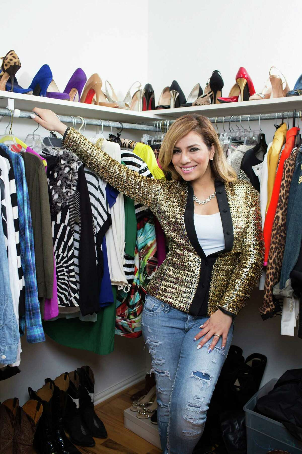 Yvonne Guidry started her hugely popular Spoiled Latina blog in 2008.
