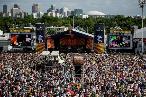 Nola Jazz Fest >> New Orleans Jazz Fest For Beginners Houstonchronicle Com